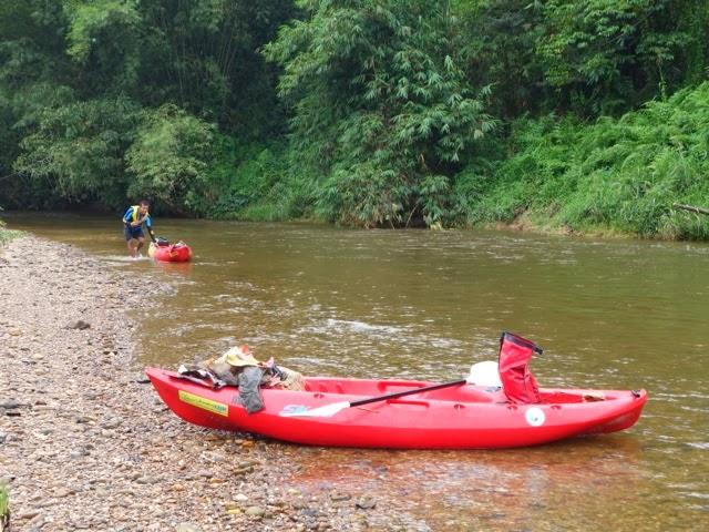 Semadang River Kuching